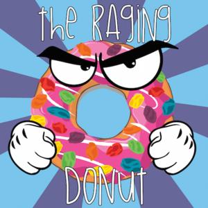 Raging Donut Mix Series 50ml+10ml