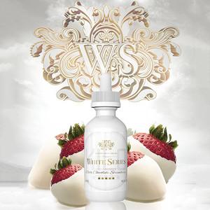 White Chocolate Strawberry Mix Series 50ml+10ml