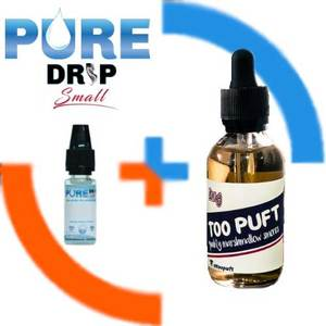 Too Puft Mix Series 50ml+10ml