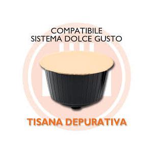 Compatibili DOLCE GUSTO  Depurativa