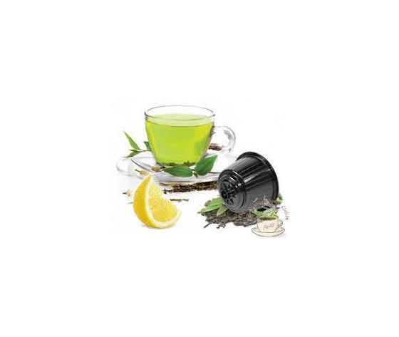 Compatibili DOLCE GUSTO  Te nero limone zuccherato