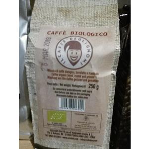 Caffè BIO Miscela Arabica Robusta moka 250 gr