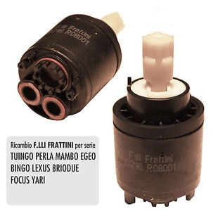 CARTUCCIA FRATELLI FRATTINI R08001