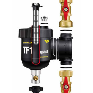 DEFANGATORE TF1 COMPACT FILTER MAGNETICO FERNOX