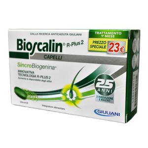Bioscalin SincroBiogenina R-PLUS 2 30compresse