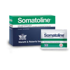 Somatoline 30 buste emulsione emulsione cutanea