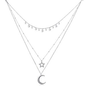 Collana New Moon S'AGAPO'