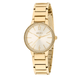 Orologio  Liu Jo Luxury collezione Circle Clair Gold