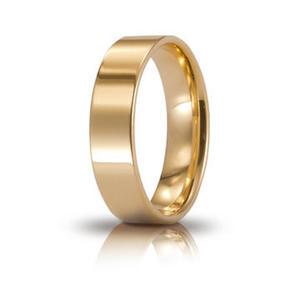 Fede Unoaerre Cerchi di Luce 5 mm. Oro Giallo