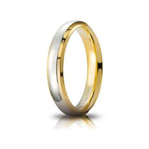 Fede Matrimoniale Unoaerre  Cassiopea Bicolore