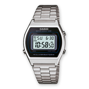 Orologio Digitale Casio B640WD-1AVEF