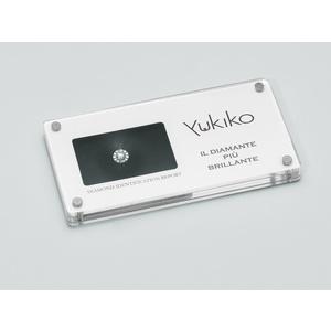 Diamante Certificato Yukiko Kt. 0,08