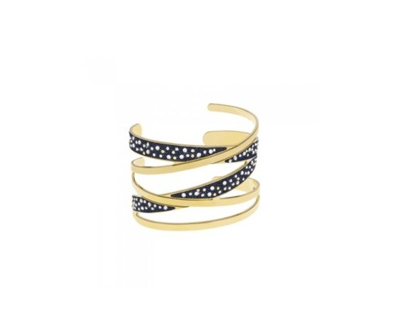Bracciale Stroili bangle in ottone dorato