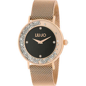 Orologio  Liu Jo Luxury Dancing Slim Gold Rosè