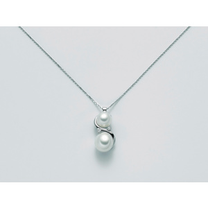 Collana Perle e Diamanti Yukiko PCL5220Y