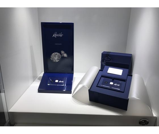 Diamante Certificato Recarlo Kt. 0,12