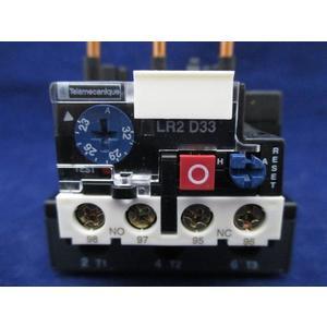 Relè termico protezione motori elettrici