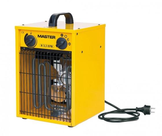 Generatorie di Aria Calda Elettrico con Ventilatore - Grande