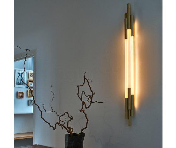 Dcw org lampada da parete led