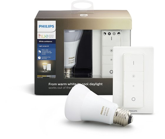 PHILIPS HUE WHITE AMBIENCE KIT