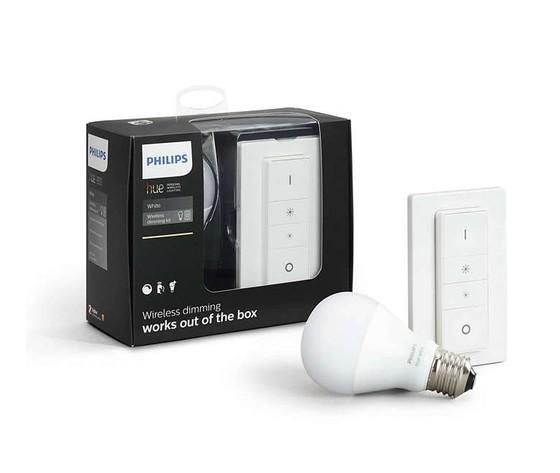 Eksupni lampa led philips hue e27 wireless dimming kit