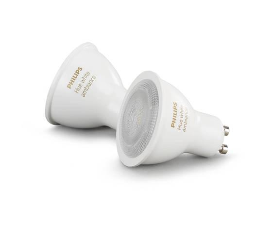 Philips 466490 hue white ambiance gu10 1302357