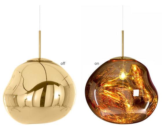 Melt pendant light tom dixon 3