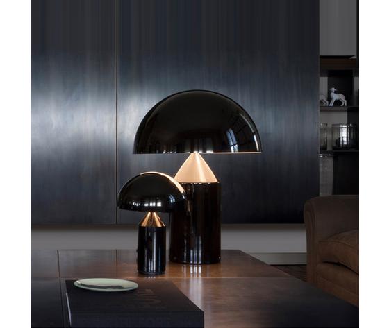 Nieuwe itali stad 1000 gold award atollo tafellamp paddestoel lamp ontwerp