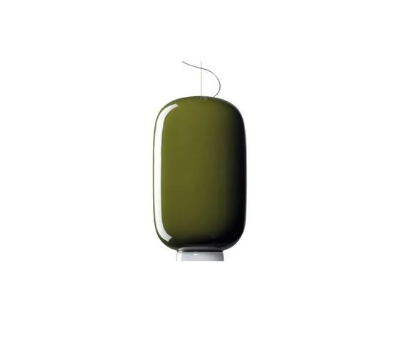 Foscarini chouchin 2 sospensione verde