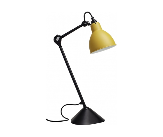 N205 dcw editions lampe gras lampada da tavolo