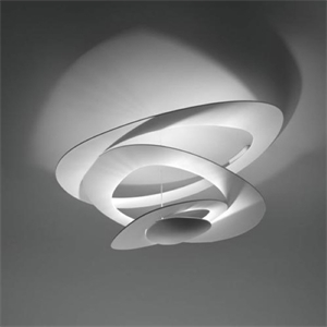 PIRCE MINI SOFFITTO HALO BIANCO