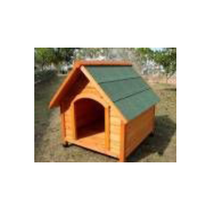 Cucce in legno tipo rifugio