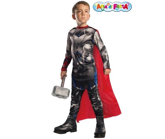 Costume carnevale avengers thor