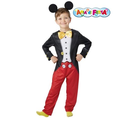 Costume carnevale topolino