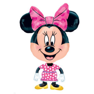 Pallone airwalker Minnie