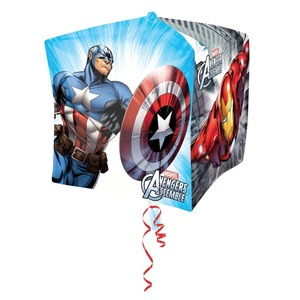 Pallone cubez Avengers