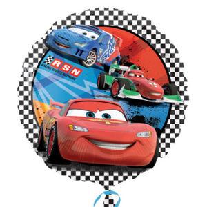 Pallone mylar cars