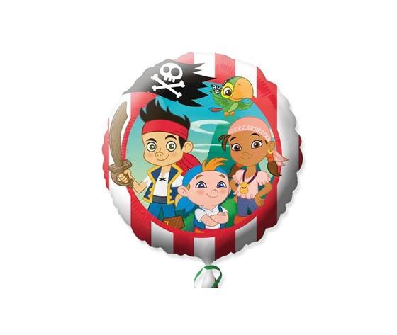 Pallone mylar jake e i pirati