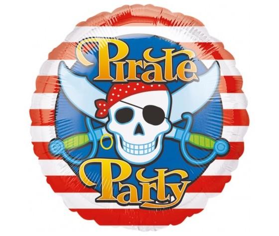 Pallone mylar pirati
