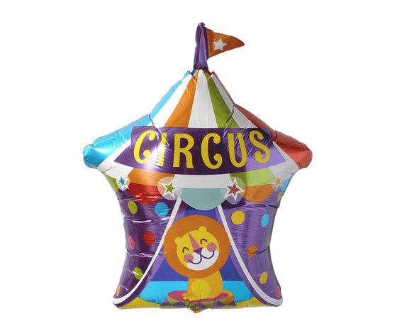 Pallone mylar supershape circus