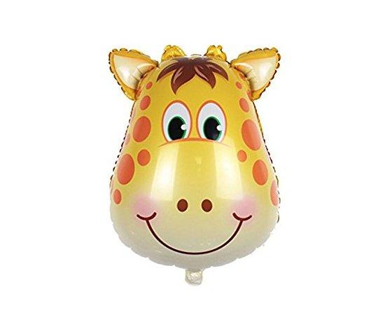 Pallone mylar supershape giraffa