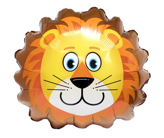 Pallone mylar supershape leone