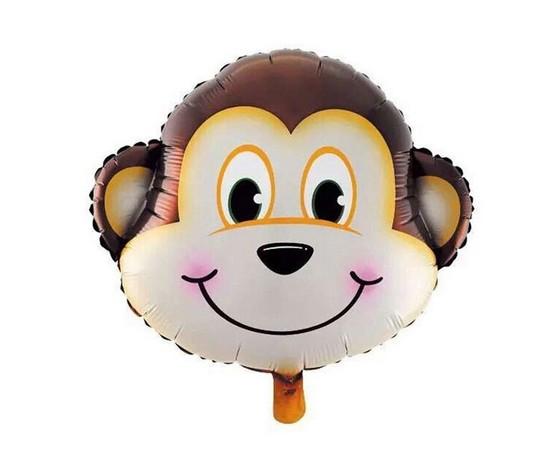Pallone mylar supershape scimmietta