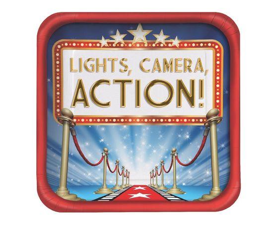 Piatti light camera action