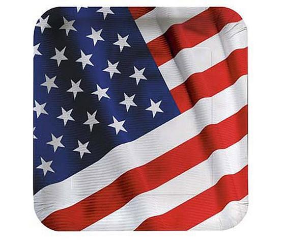 Piatti tema america