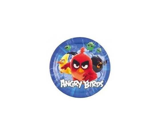 Piatti angry birds piccoli