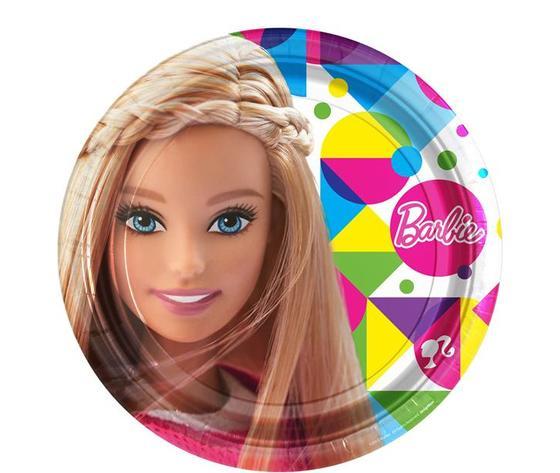Piatti barbie grandi