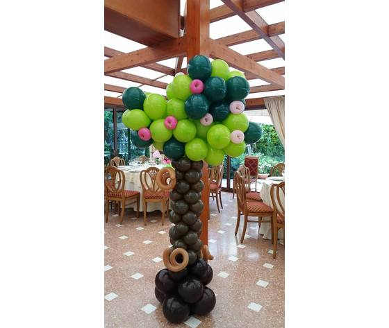 Scultura di palloncini 4