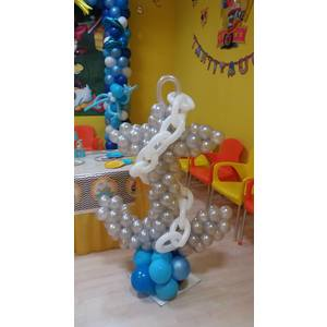 Scultura di palloncini 5