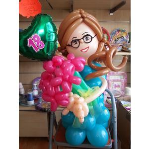 Scultura di palloncini 9